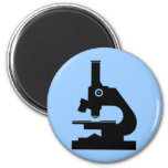 Microscope Fridge Magnet