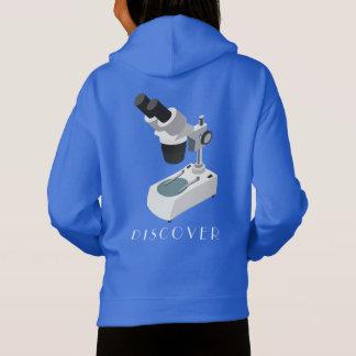 Microscope Hoodie