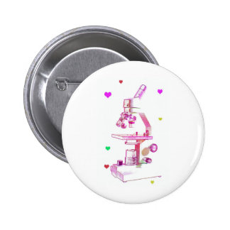 microscope in pink pin