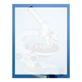 Microscope Letterhead