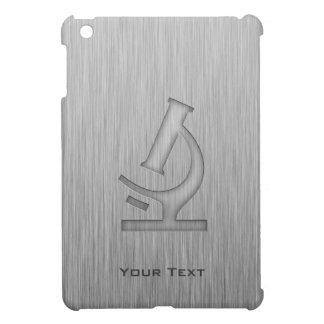 Microscope; Metal-look Cover For The iPad Mini