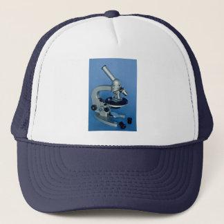 Microscope Trucker Hat