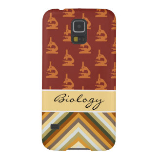 Microscopes Biology Case For Galaxy S5