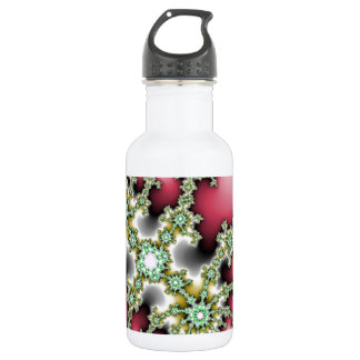 Microscopic Event Stainless Steel Water Bottle