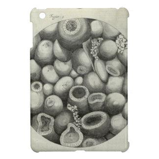 Microscopic rock iPad mini covers