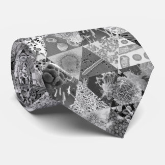Microscopic Slide Science Neck Tie