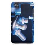 Microscopio óptico 3 barely there iPod carcasa