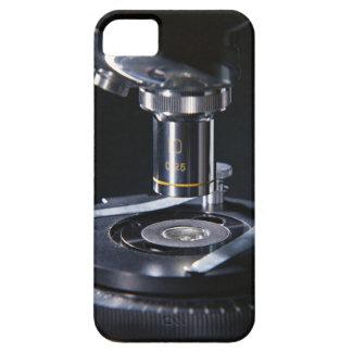 Microscopio óptico funda para iPhone SE/5/5s