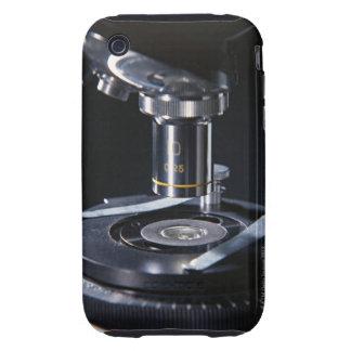 Microscopio óptico funda resistente para iPhone 3
