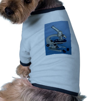 Microscopio Camiseta De Mascota