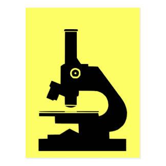 Microscopio Postales