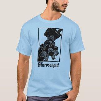Microscopist T-shirt