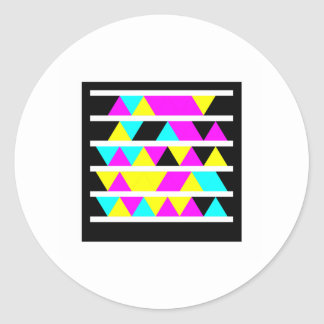 Microsoft Tag Classic Round Sticker