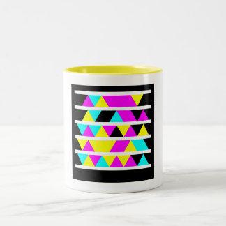 Microsoft Tag Two-Tone Coffee Mug