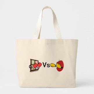 Microsoft Windows Vs Apple Mac boxing fight Bags