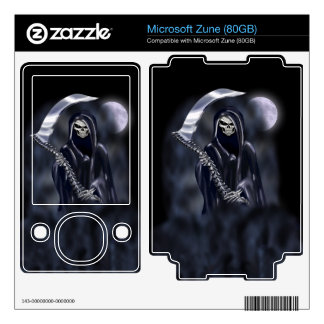 Microsoft Zune (80GB) Skins For Zune