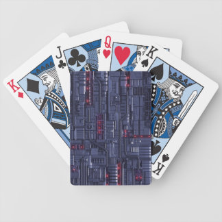 Microtech Surface Bicycle Playing Cards