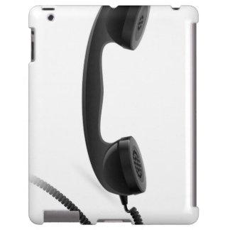 Microteléfono de teléfono retro divertido
