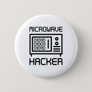 Microwave Hacker Button