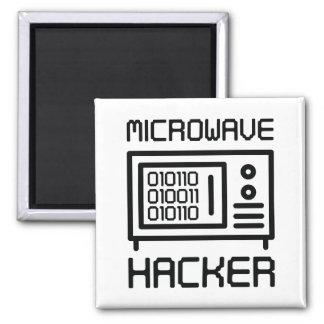 Microwave Hacker Magnet