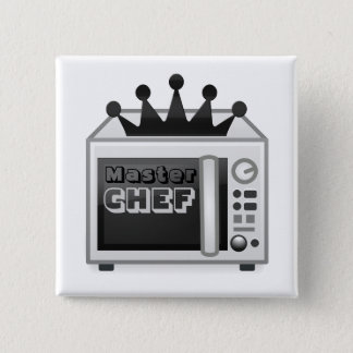 Microwave Master Chef Button