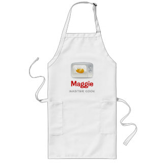 Microwave Master Cook Long Apron