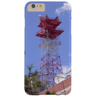 Microwave Relay Radio Telecom Tower iPhone 6 Case