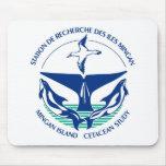 MICS logo Mouse Pad
