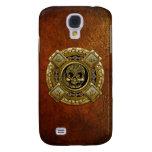 Mictlantecuhtli – Aztec God of Death Galaxy S4 Case