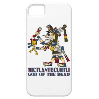 Mictlantecuhtli iPhone 5 Carcasas