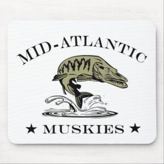 Mid-Atlantic Muskies Mouse Pad