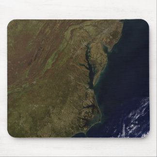 Mid-Atlantic United States Mouse Pad