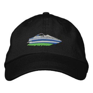 Mid Cabin Cruiser Embroidered Baseball Cap