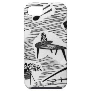 Mid Century Design iPhone SE/5/5s Case