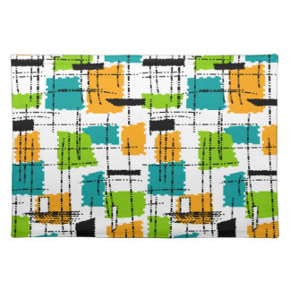 Mid-Century Design Style Placemats #19