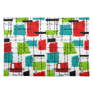 Mid-Century Design Style Placemats #20