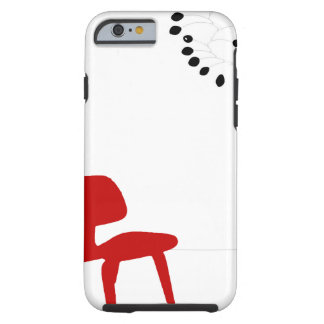 Mid Century Love Tough iPhone 6 Case