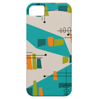 Mid-Century Modern Abstract #55 iPhone 5 Cover