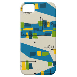 Mid-Century Modern Abstract iPhone 5/5S case