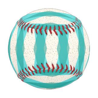 Mid Century Modern Argyle Baseball