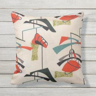 Mid Century Modern Outdoor Pillows : Mid Century Modern Pillows - Decorative & Throw Pillows Zazzle