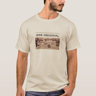 Mid-century Modern Authentic Artwork T-Shirt