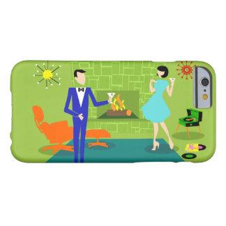 Mid Century Modern Couple iPhone 6 Case