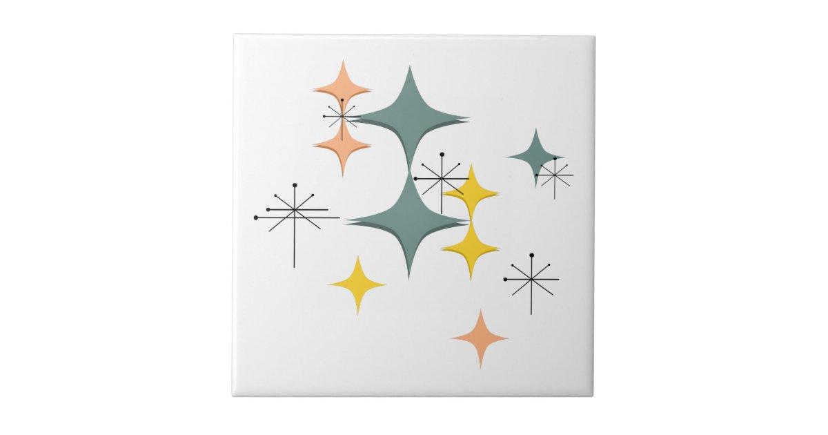 Eames Atomic Starbursts Pattern