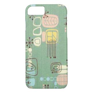 Mid Century Modern Graphic Design iPhone 7 Case