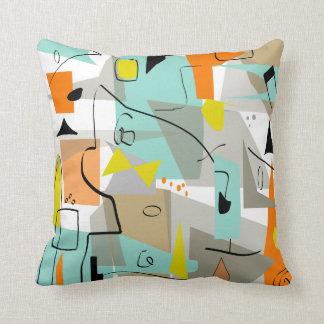 Mid-Century Modern Inspired Pillow #102