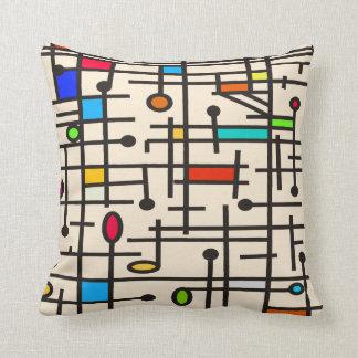 Mid-Century Modern Inspired Pillow #721