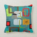 Mid-Century Modern Inspired Pillow #733