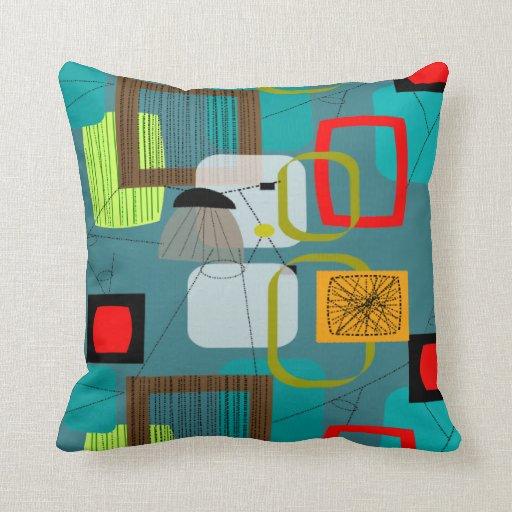 Mid Century Modern Pillow : Modern Pillows - Modern Throw Pillows Zazzle