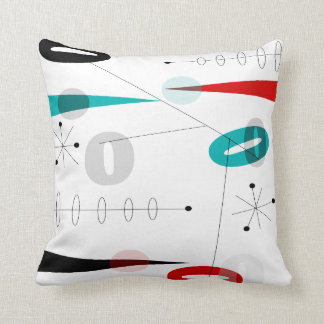 Mid-Century Modern Inspired Pillow #78